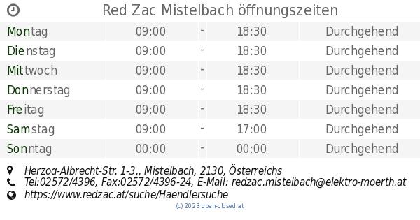 Red Zac Mistelbach